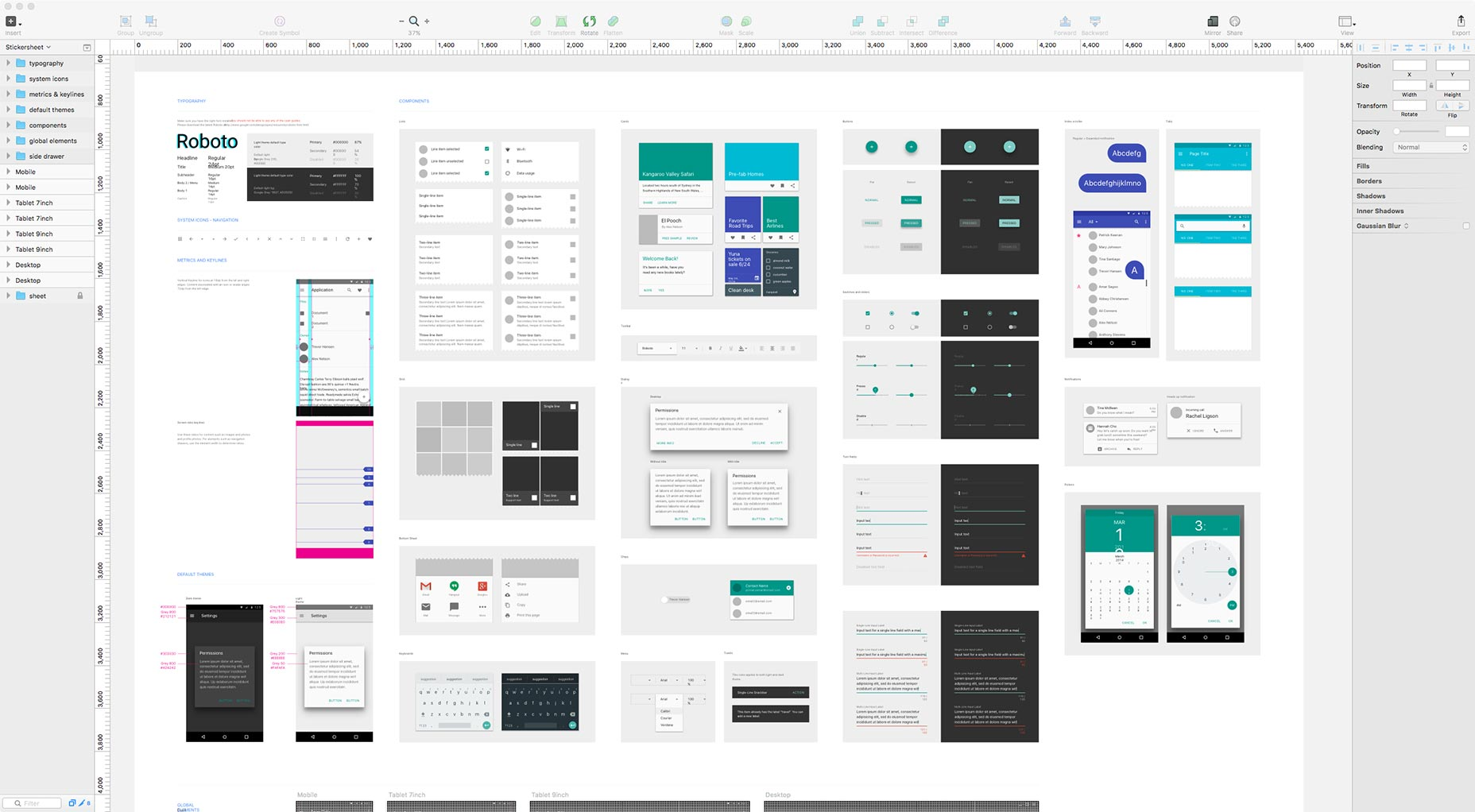 material_design_preset