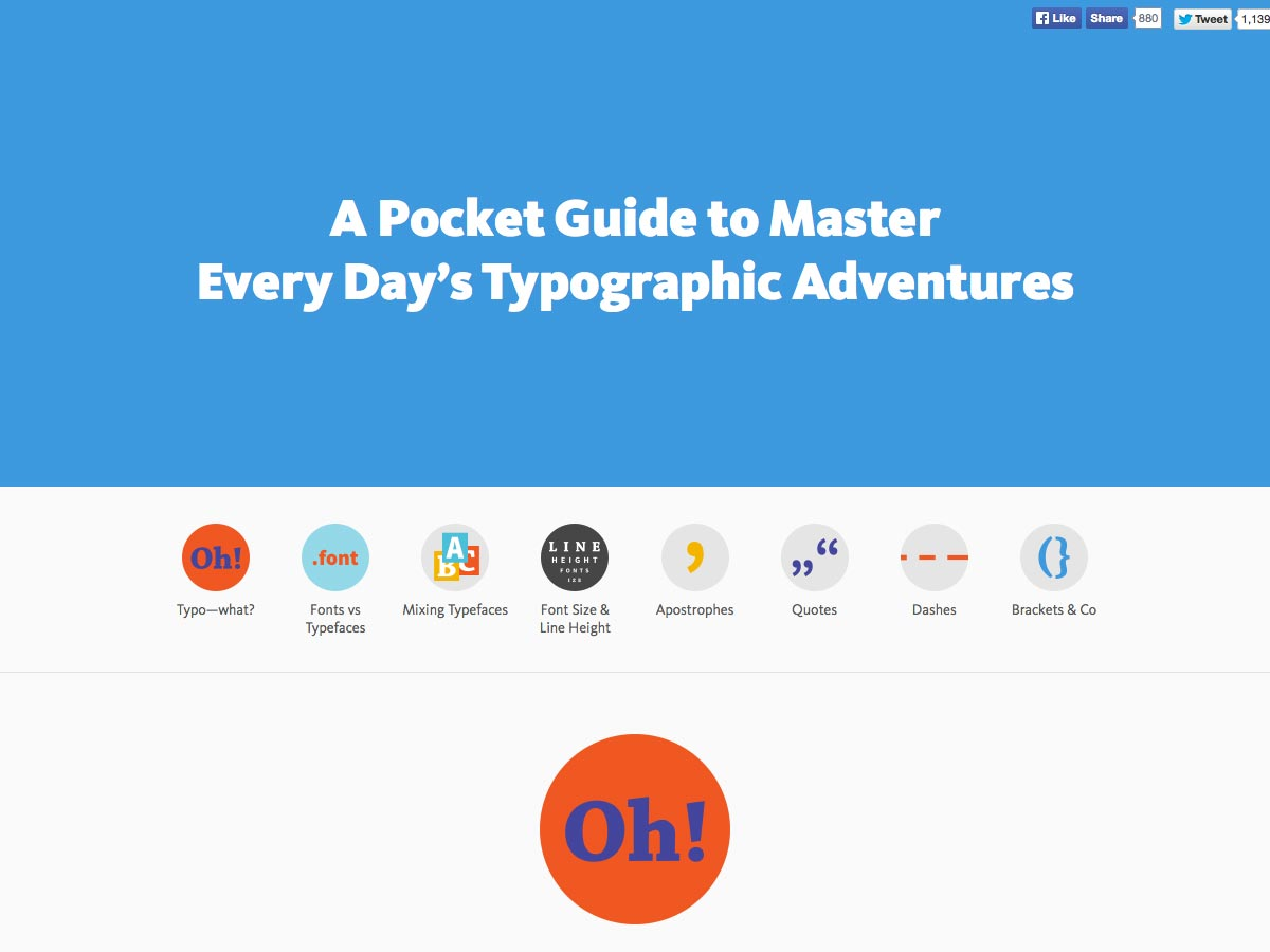 aventuras tipográficas