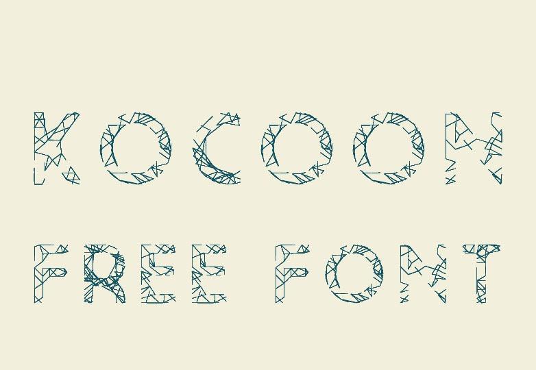 Kocoon font