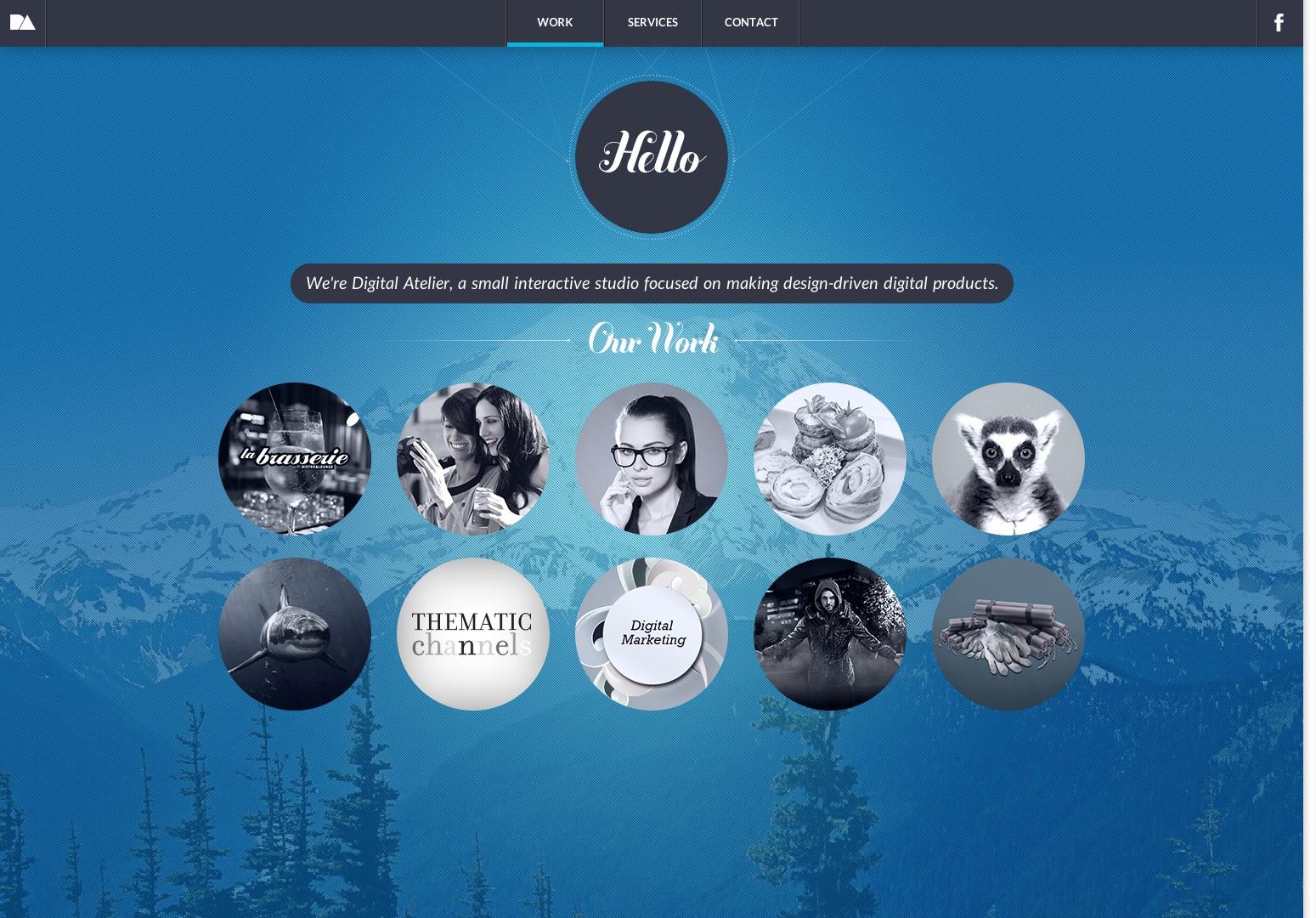 Atelier digital | Desarrollo web creativo