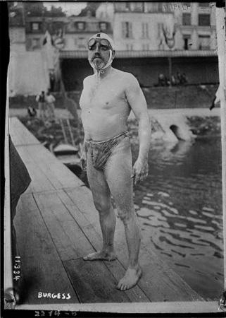Unusual swimwear