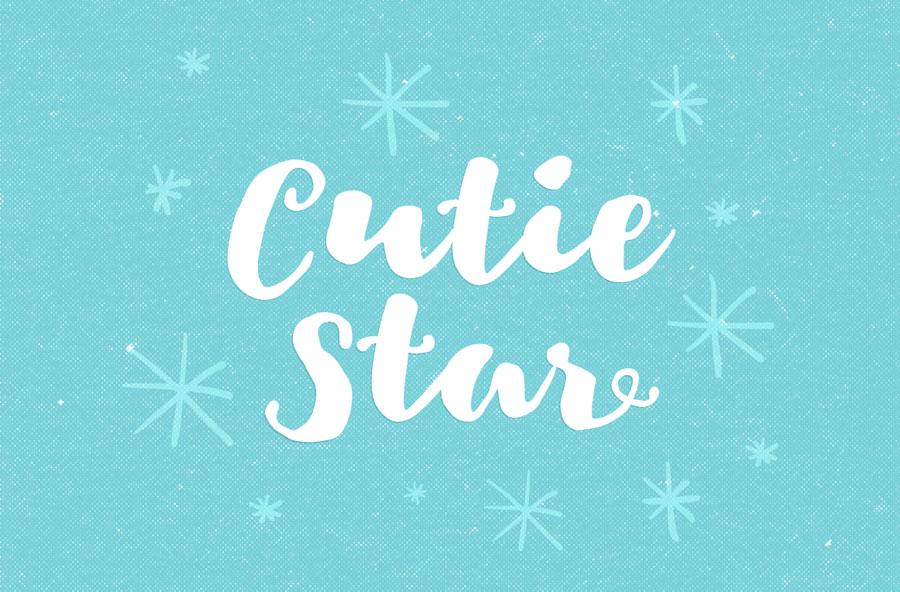 cutie hvězda