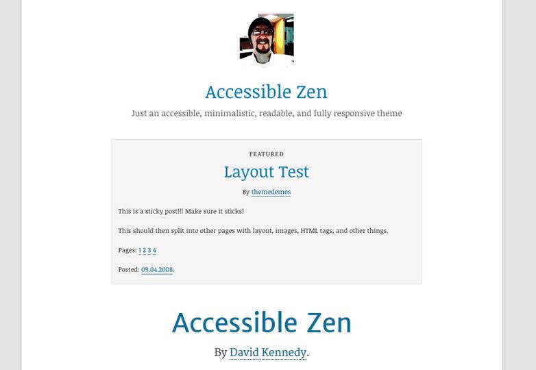 accesible-zen