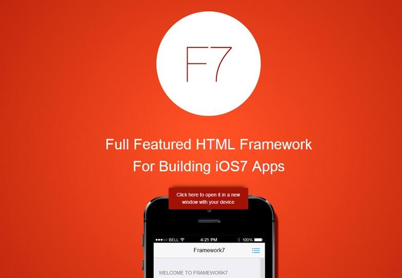 F7 framework