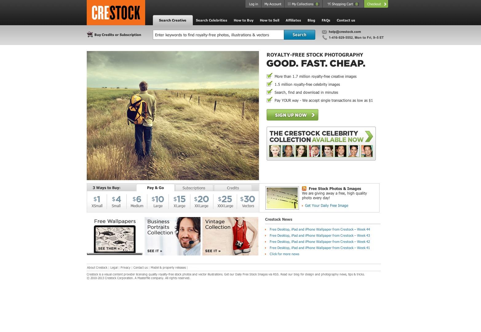 Crestock.com | Fotos de stock e ilustraciones sin royalties