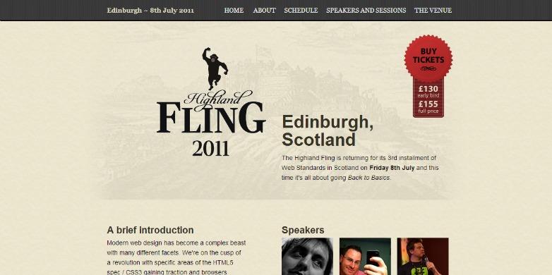 Highlandfling
