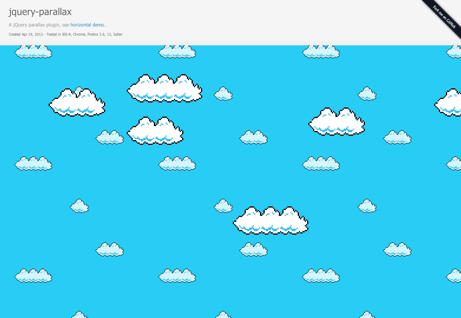 jquery-parallax - WebLinc