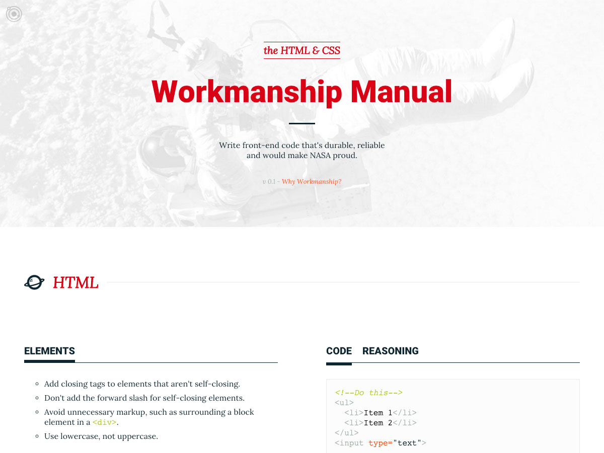 Manual de mano de obra