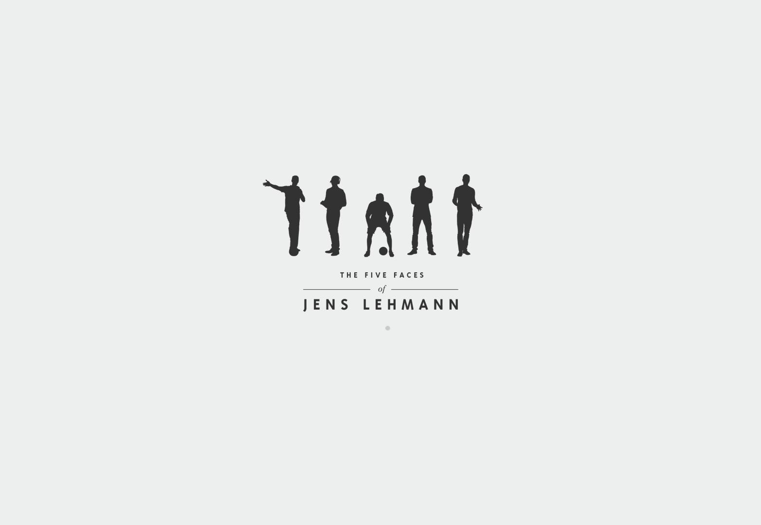 Offizielle Domovská stránka von Jens Lehmann | Oficiální stránky Jensa Lehmanna