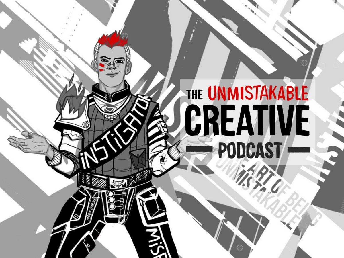 onmiskenbare creatieve podcast