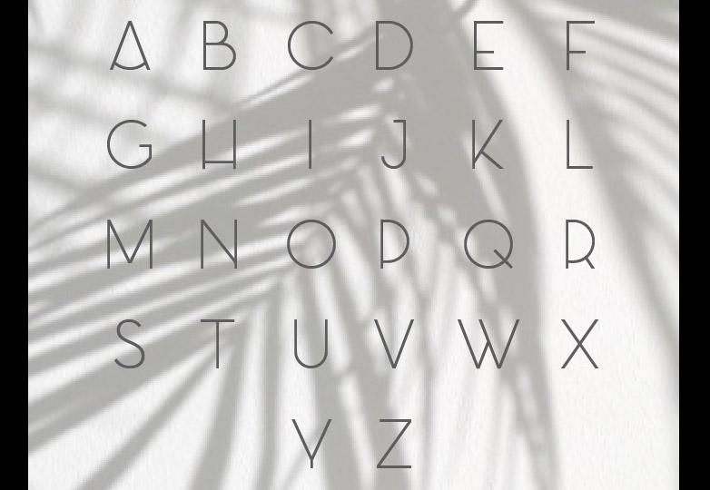 Azed Font