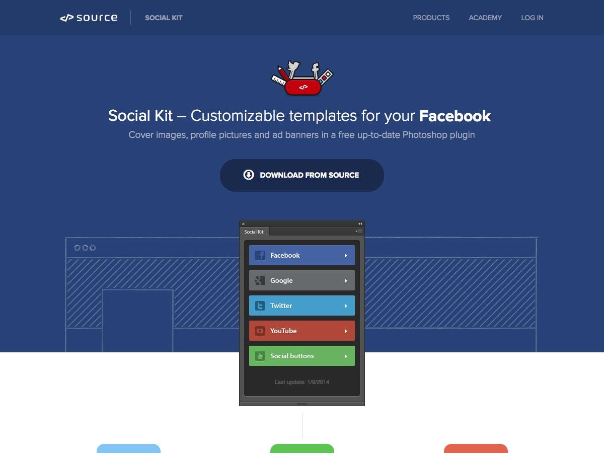 kit social