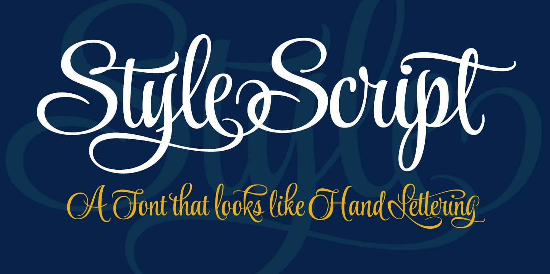 script de estilo