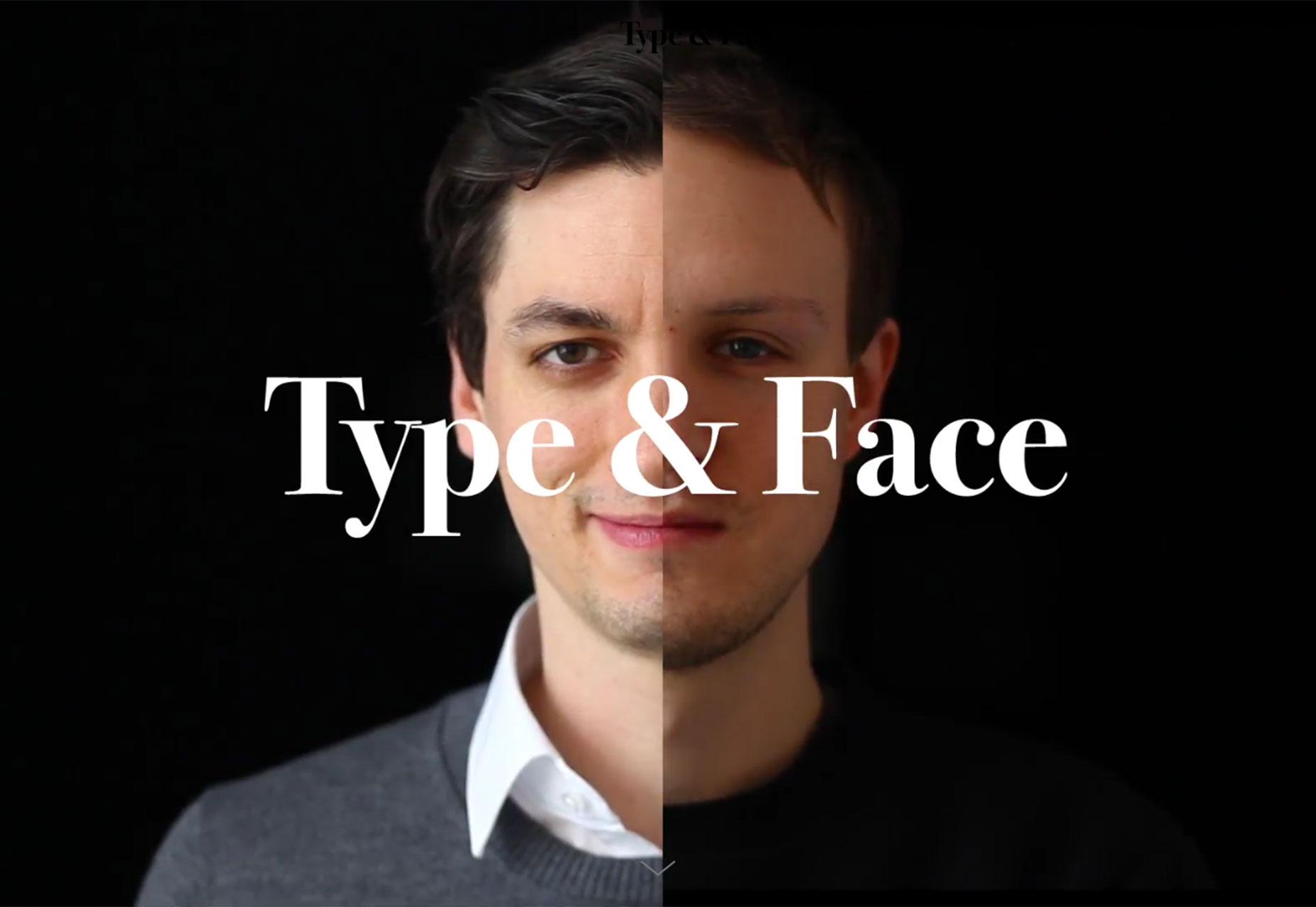typ-tvář