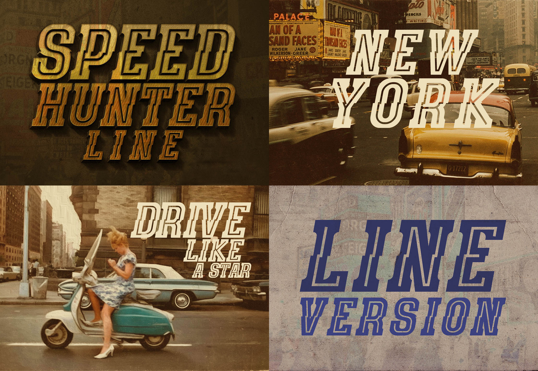 SpeedHunter: Vintage Central Line Fuente