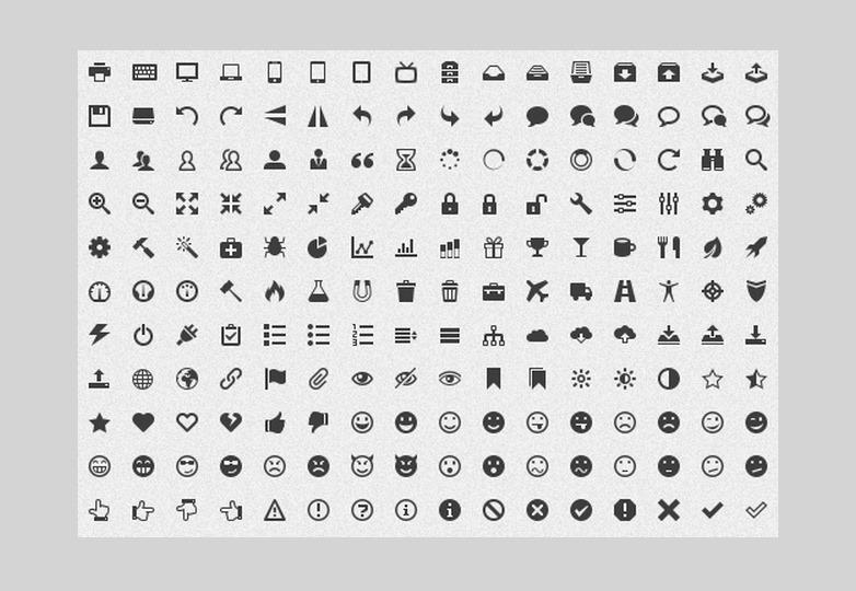 Kindweb icons