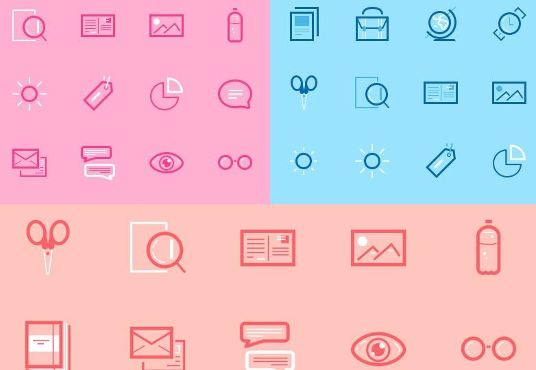 miniset Icons