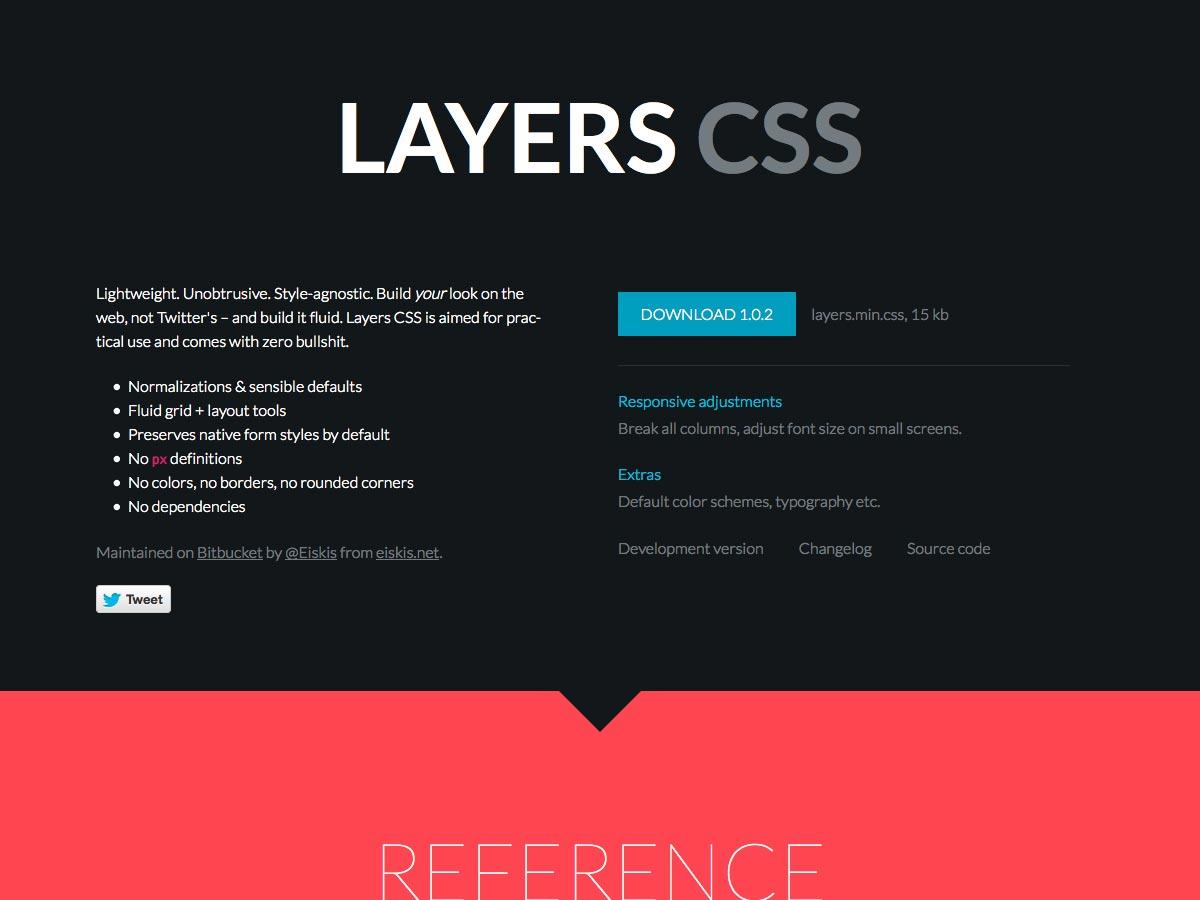 Capas CSS
