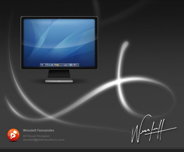 Icono de monitor