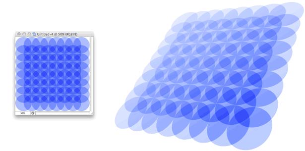 paso 4 en la creación de un patrón