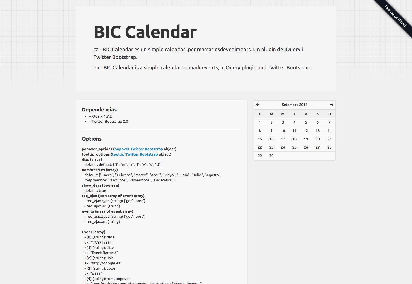 bic kalender