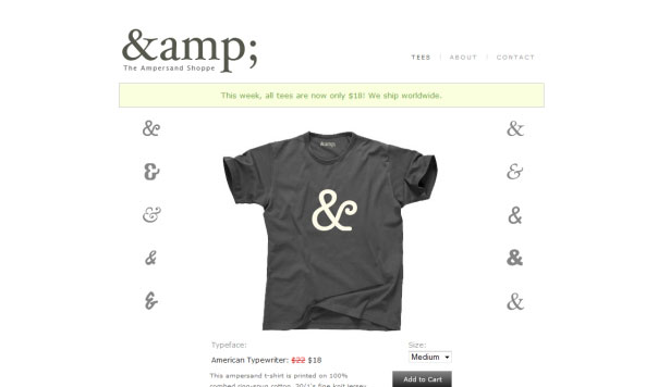 The Ampersand Shoppe