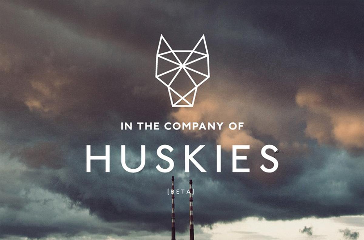 společnost huskies