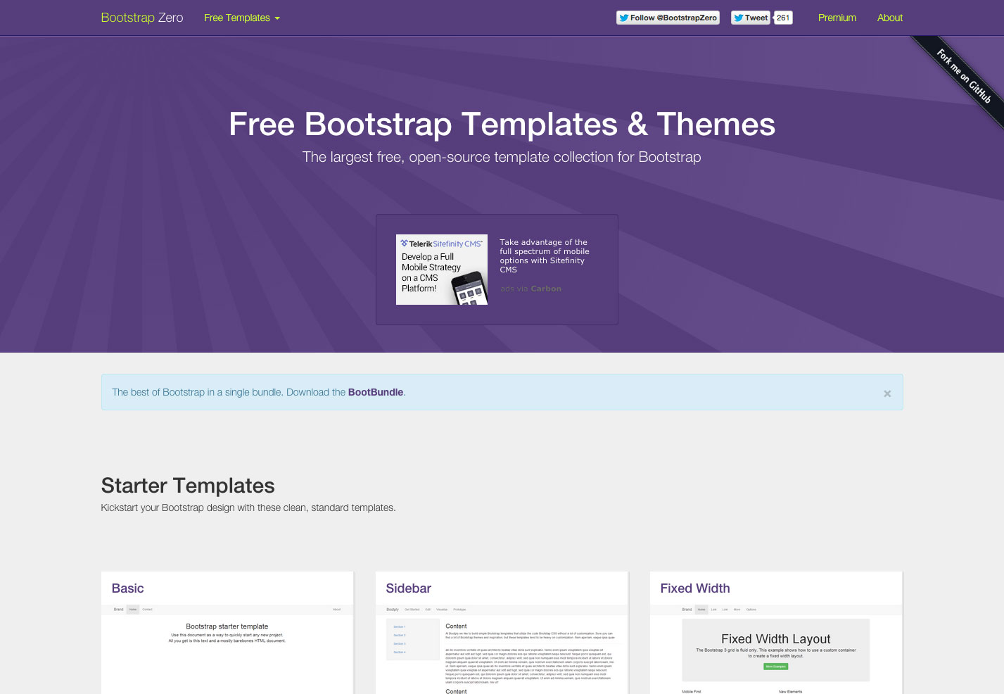 bootstrap nul