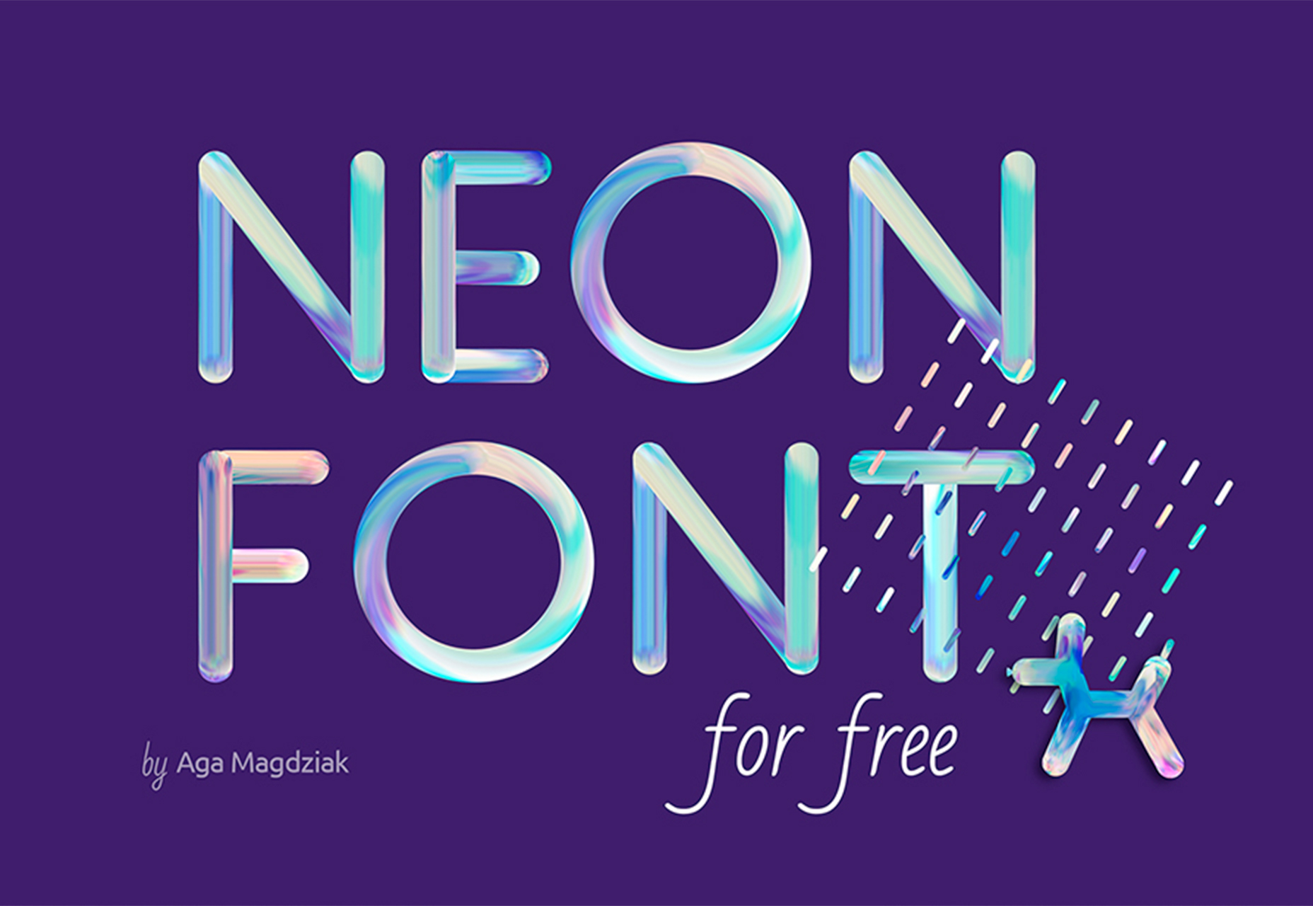 neon-font
