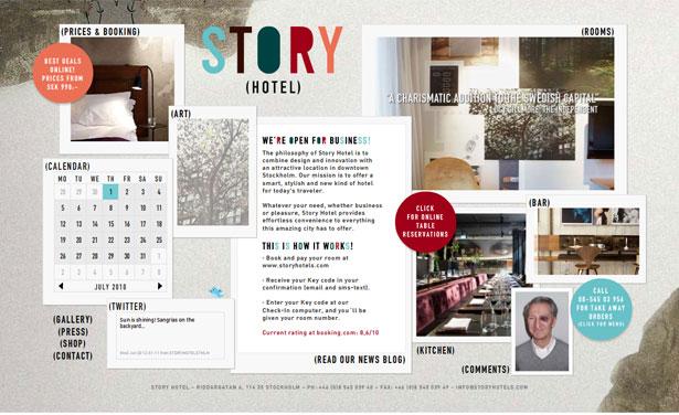 hotel de historia