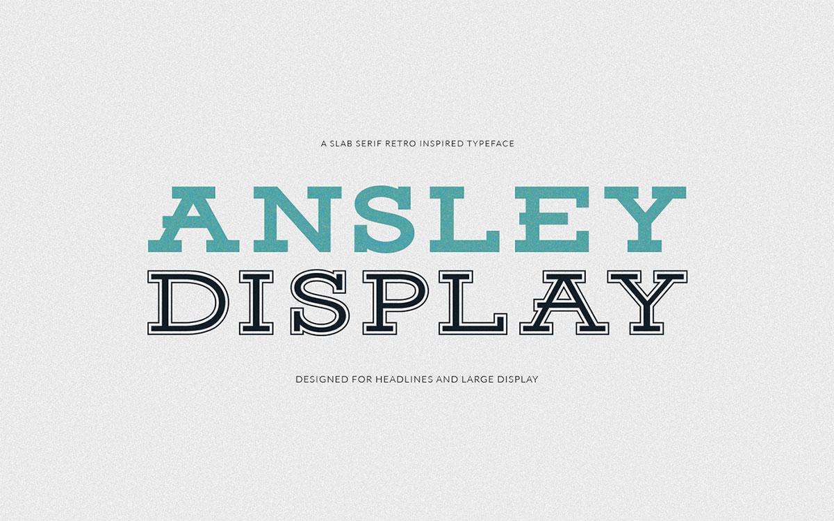 Pantalla Ansley