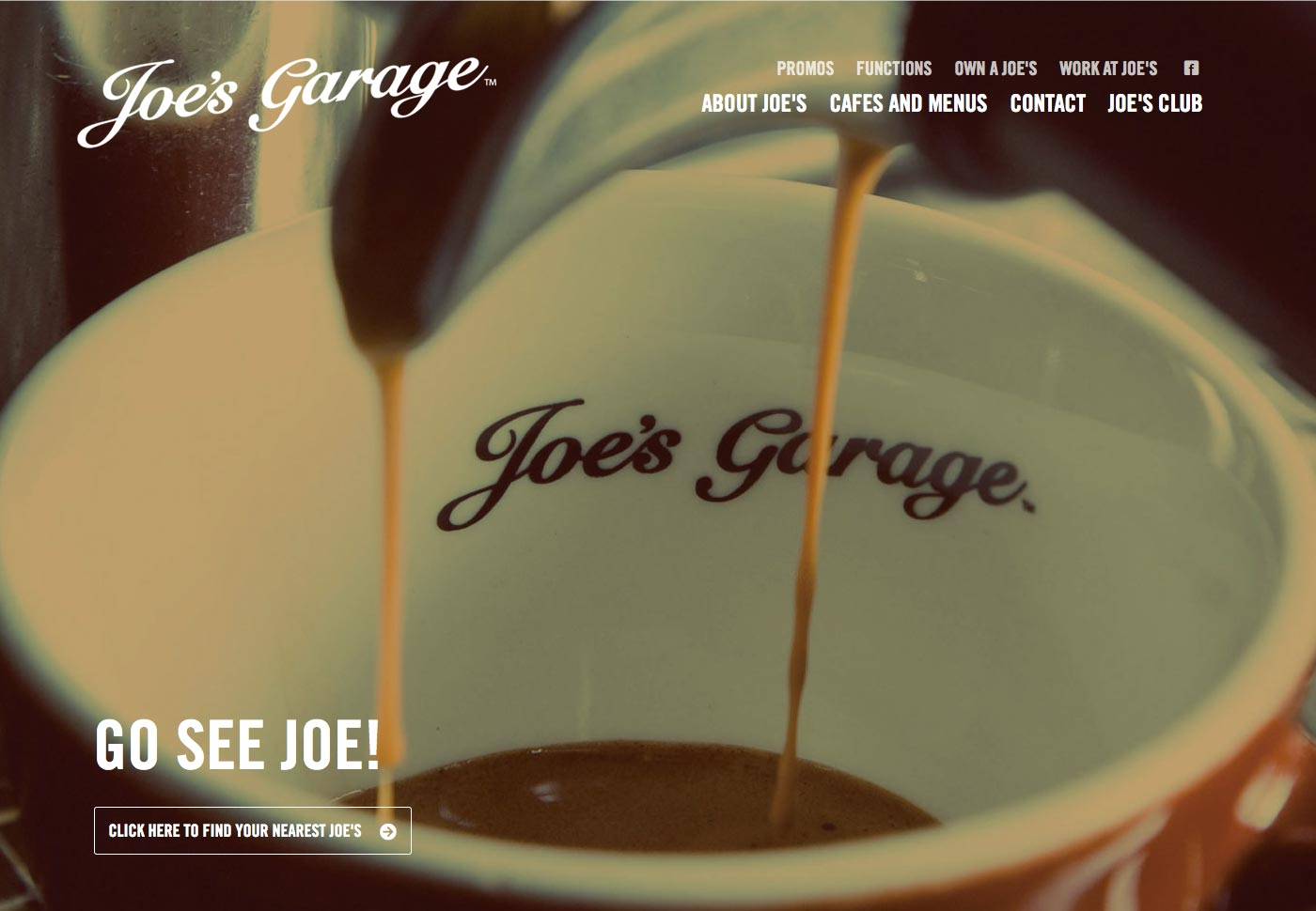 Joe's garasje