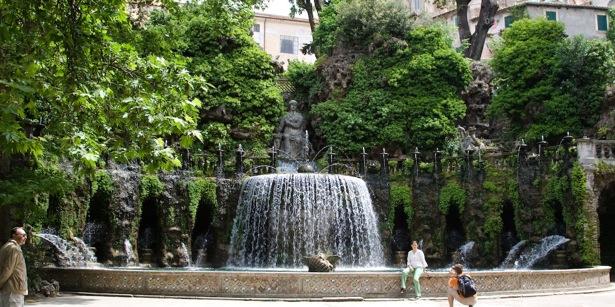 10 fontane artesiane coreografiche in Europa 2 10 fontane artesiane