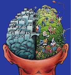 Levý mozek pravého mozku