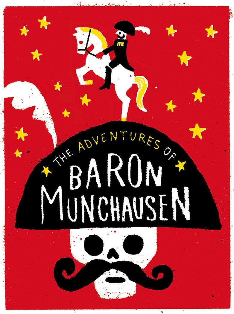 Las aventuras del barón Muchausen