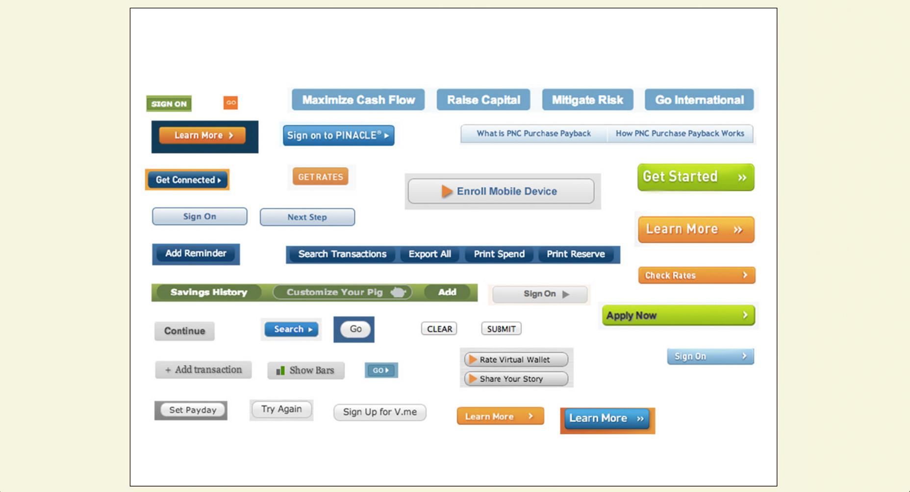 Inventario de 8 interfaces