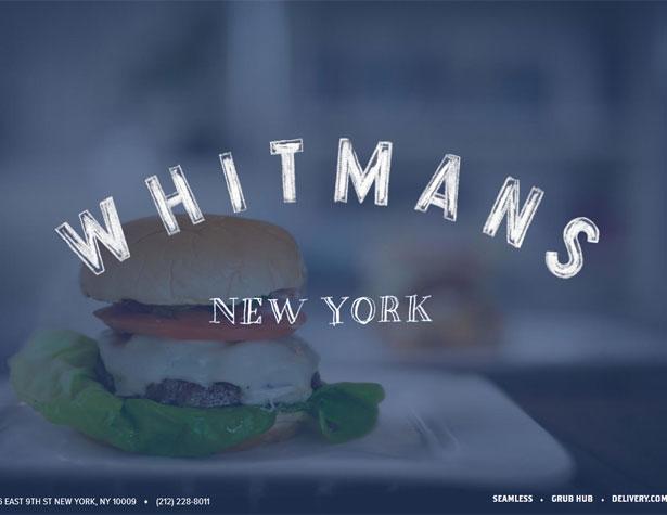 Whitmans