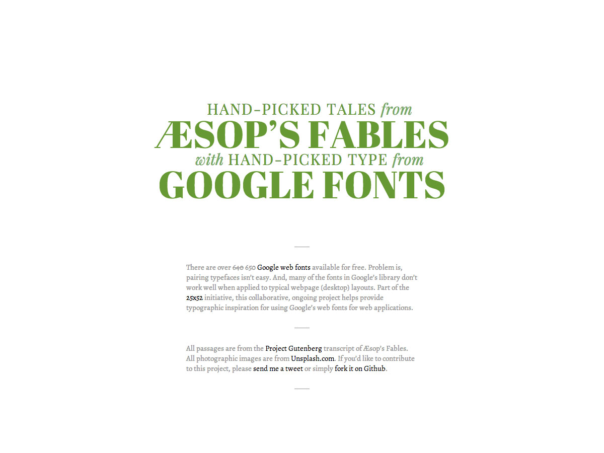 fábulas aesops con fuentes de google