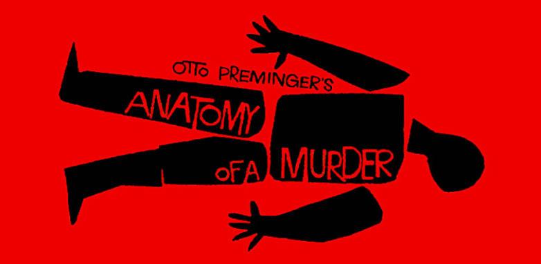 Cartel de la película Saul Bass para la película de Otto Preminger