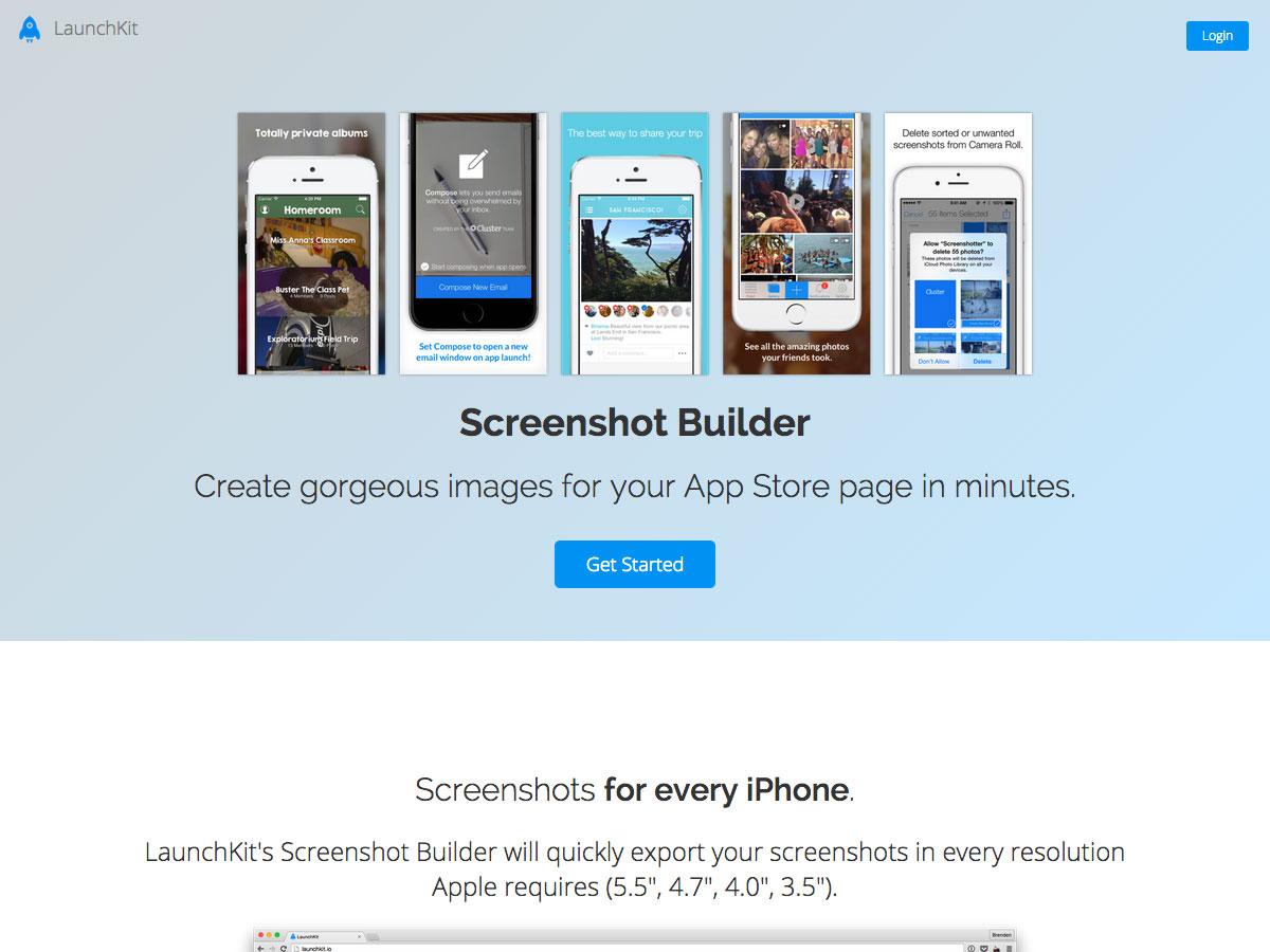 generador de captura de pantalla