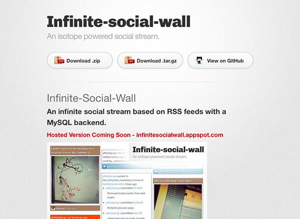 nekonečně-sociální zdi