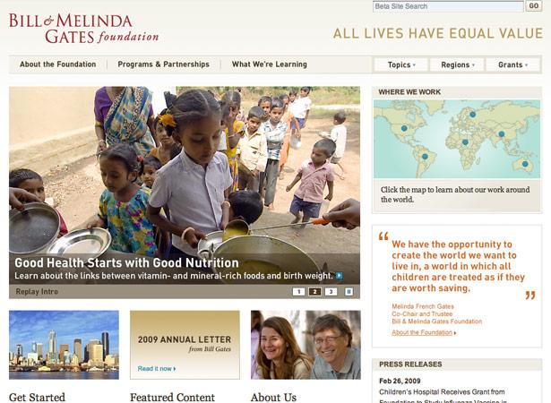 Fundación Bell & Melinda Gates