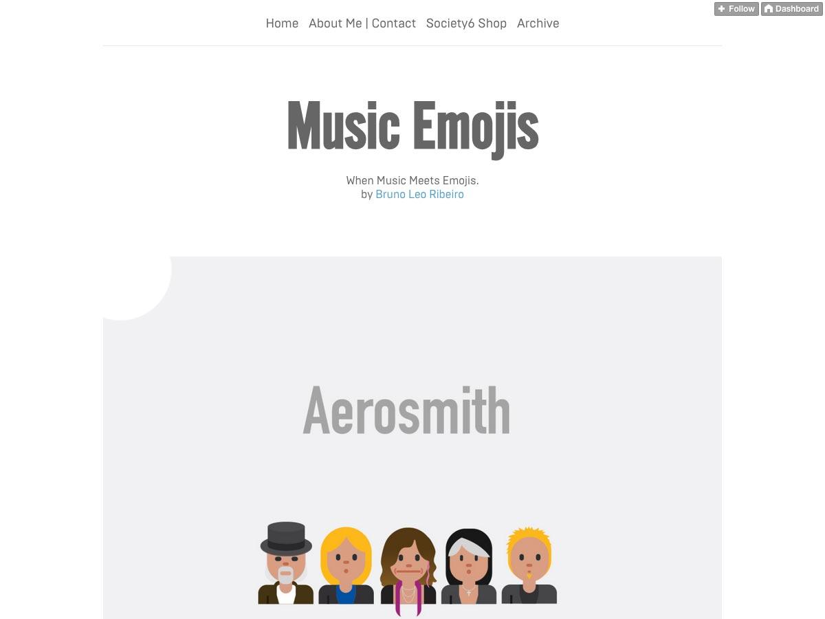 emojis de música