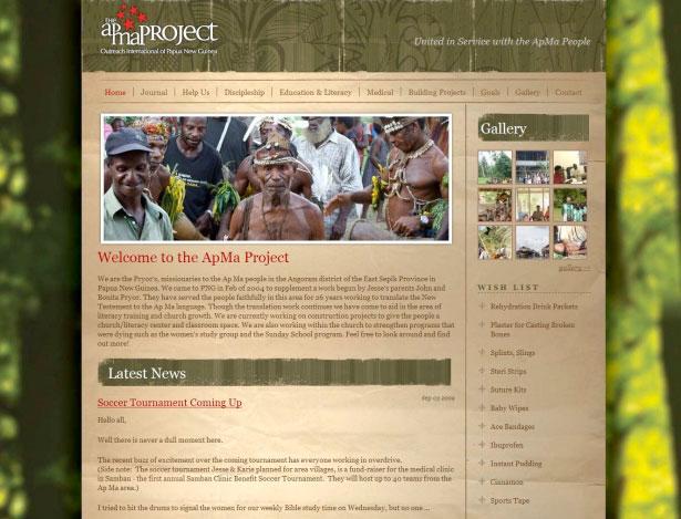 El proyecto ApMa