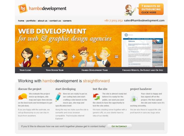 Desarrollo de Hambo