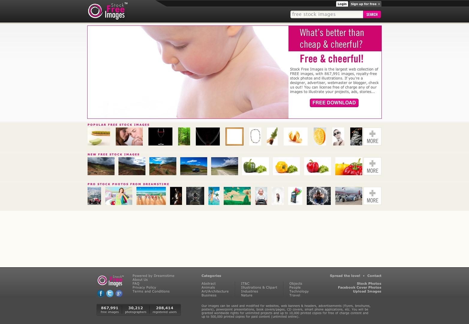 Fotos libres de derechos | StockFreeImages.com
