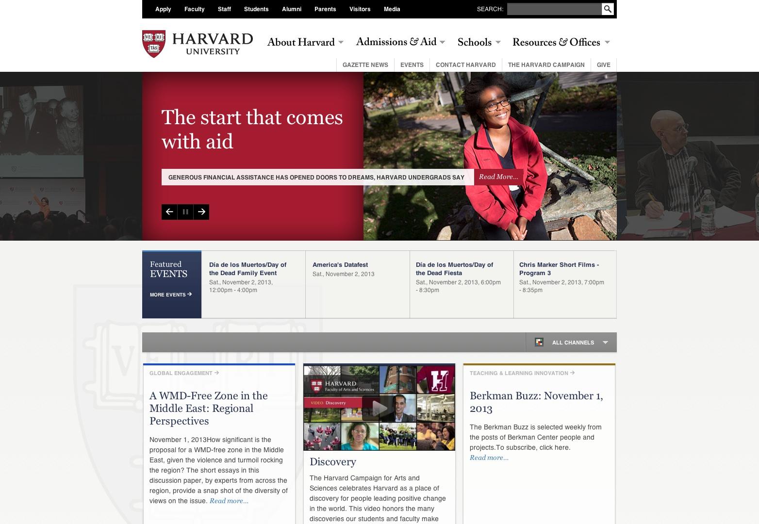 Harvardin yliopisto