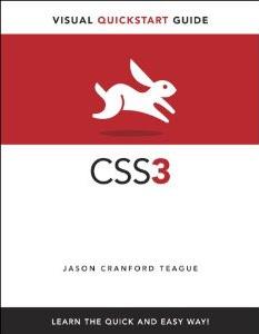 CSS3: Vizuální příručka QuickStart (5. vydání)