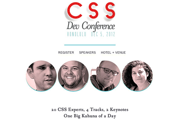 CSS Dev Conference