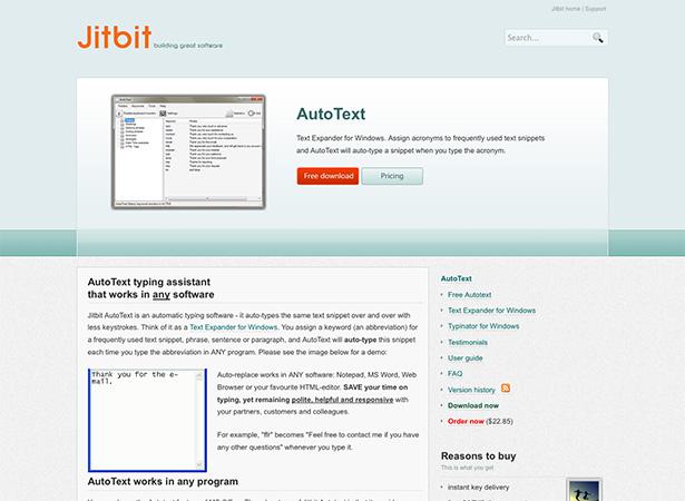 Automatický text